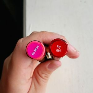 Fly Girl & Be Mine LipSense